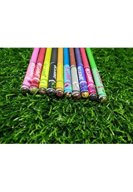 Ecosave Recycled Plantable Seed Pencil with Extra Dark NON Toxic Certified Lead (50 Pencils)